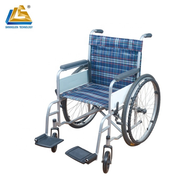 Standard size manual wheelchairs