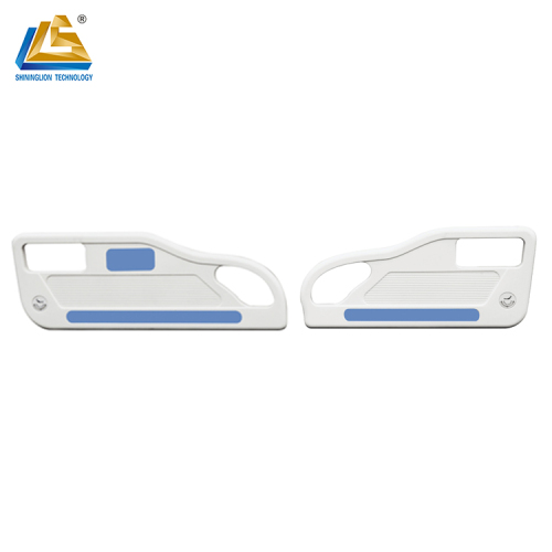 High Quality Plastic Giardrails Hospital Bed Parts