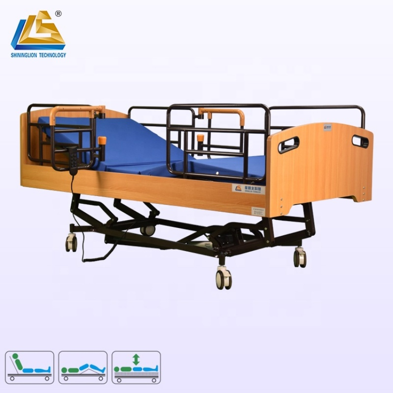 Elderly homecare bed bariatric bed for elderly electric bariatric bed
