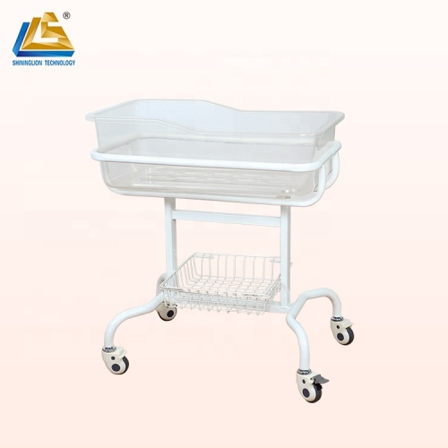 Fixed type medical infant bed