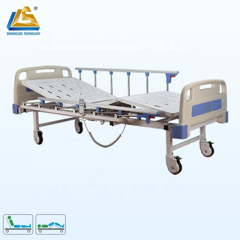 General wardroom two function electric hospital bed