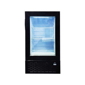 """Meisda SD50 1.8 cu.ft Solid Door Icecream Freezer with Digital Temperature Control 18.1"""""""