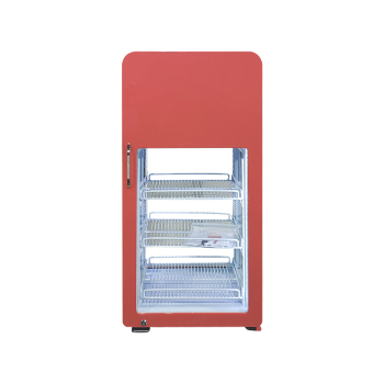 """Meisda SC68B-D 60 Can 2.4 cu.ft Countertop Cooler with Front and Rear Double Door 17.1"""""""