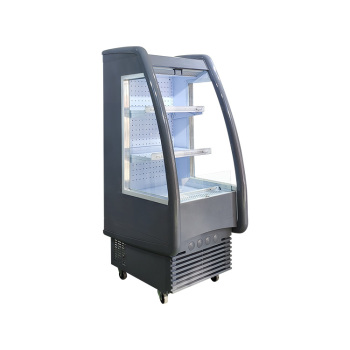 """Energy Drink Display SC330F 151 Can 11.7 cu.ft Open Air Refrigerated Merchandiser  24.6"""""""