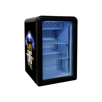 """Meisda SC68A 48 Can 2.4 cu.ft Countertop Cooler with Round Corner Design 17.1"""""""
