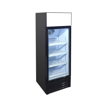 Meisda SC190BG 170 Can 6.7 cu.ft Supermarket Merchandiser With Led Lighting 21""