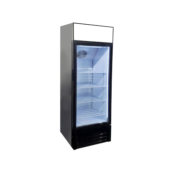 Energy Drink SC190BG 170 Can 6.7 cu.ft  Upright Display Merchandiser With Led Lighting 21""