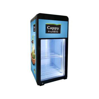 "Meisda SC68-D 60 Can 2.4 cu.ft Countertop Cooler with Adjustable Shelves 17.1"""