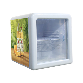 """Meisda SC52A 36 Can 1.8 Cu.Ft  Countertop Cooler with Round Corner Design 17.6"""""""