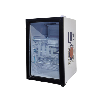 """Meisda SC68 65 Can 2.4 cu.ft  Countertop Cooler with 3-Side HD Printed Sticker 17.1 """""""