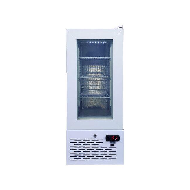 Meisda White SD21B 0.9 cu.ft. Mini Freezer with Led Illumination 13''