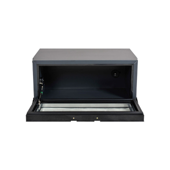 """Meisda SC36H 24 Can 1.3 cu.ft Flat Mobile Cooler with portable size and Led Lighting 27.1"""""""