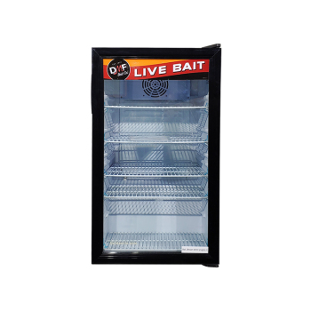 """Meisda SC98 85 Can 3.5 cu.ft Countertop Cooler with 3-Side HD Printed Sticker 18.9"""""""