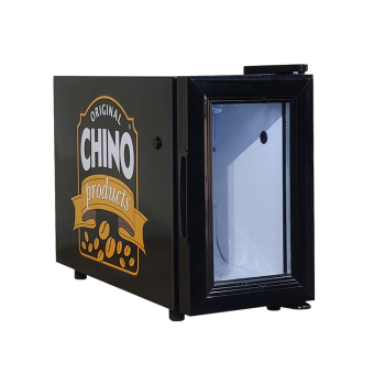 Chino Original Coffee  SC08  0.3 cu.ft Identical Mobile Milk Cooler - Coffee Machine Mate 8.7""