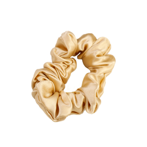 Wholesale Hair Scrunchies Girls Ponytail Holder Elastic Silk Hair Tie