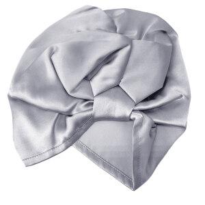 Knot Silk Head Bonnet Cap For Sleeping