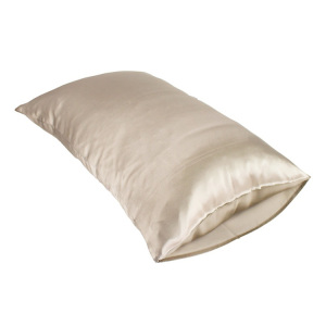 Pink Silk Pillowcase For Hair And Skin