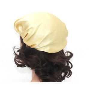 Wholesale Bulk Classic 100 Pure Silk Bonnets For Curly Hair
