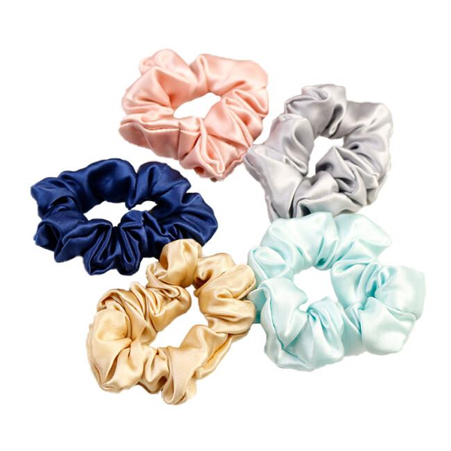 Elastic Silk Hair Tie