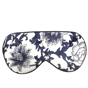 Personalised Printed Logo Best Travel Sleeping Eye Mask/Silk Sleeping Eyemask