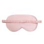 Luxury Adjustable Eyelashes 19mm Silk Sleep Eye Mask