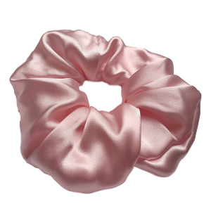 Hair Scrunchies Hair Bands Headbands 30mm 100% Silk Scrunchies For Girls