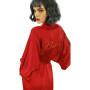 Ladies 100% Pure Silk Kimono Robe
