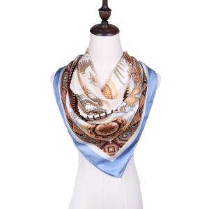 Wholesale 14mm Pure Silk Twill Scarf For Women