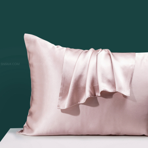19 Momme 100% Mulberry Silk Pillowcase