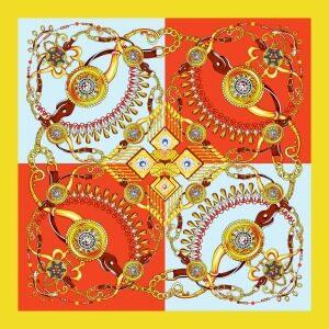 Custom Scarves Pattern-Chian