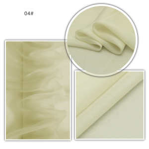 Wholesale China Pure Silk Chiffon Fabric
