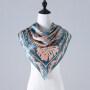 110cm 100% Head Silk Satin Scarf For Women