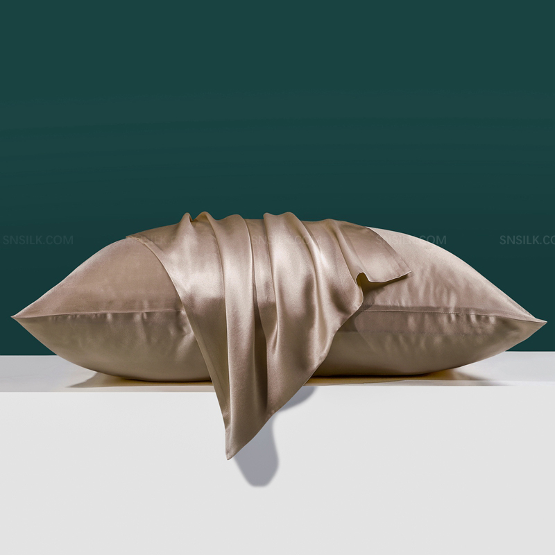 16 Momme 100% Pure Mulberry Silk Pillowcase