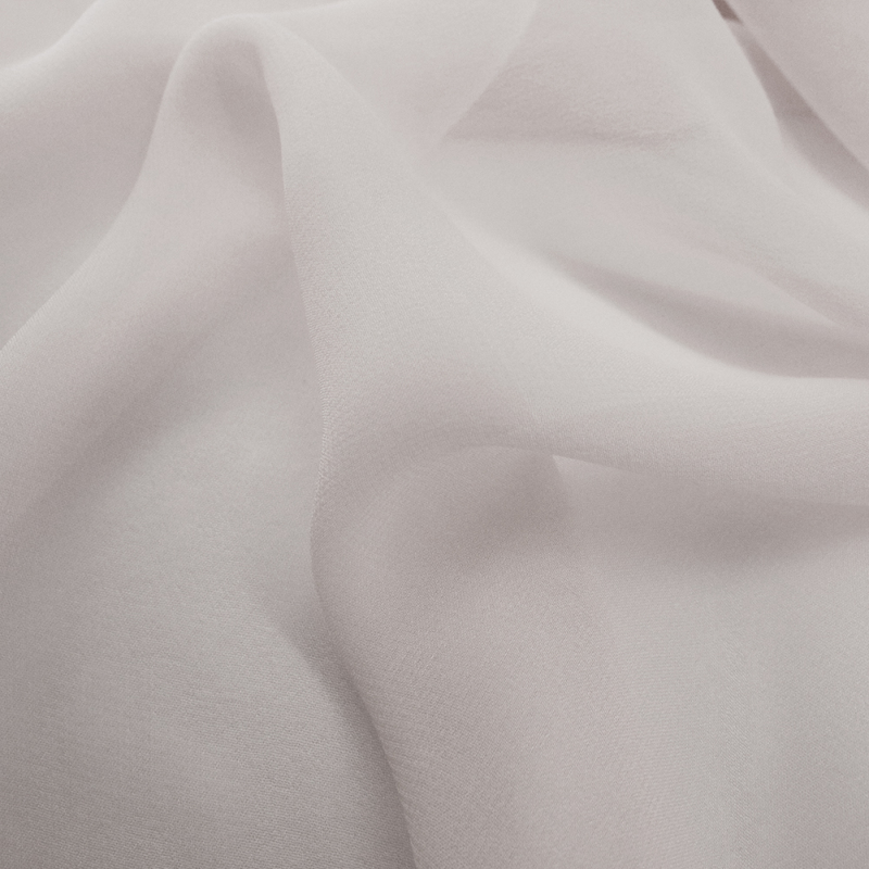 8 Momme 114cm 100% Mulberry Silk Georgette Fabric
