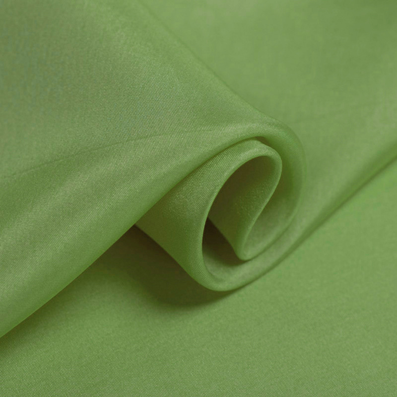 Solid Colors 8 Momme 100% Silk Habotai Fabric