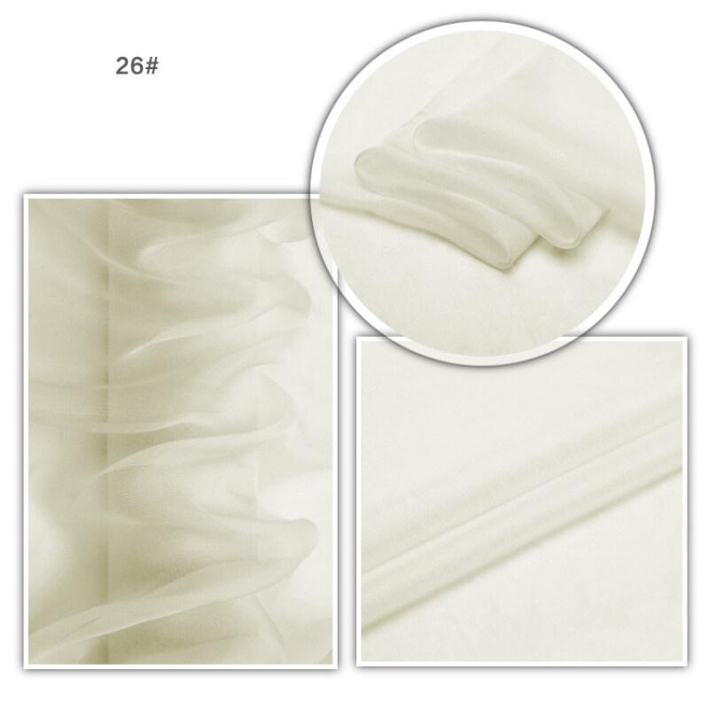 Wholesale China Pure Silk Chiffon Fabric