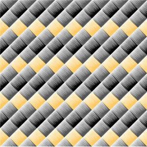 Custom Scarves Pattern-Grid