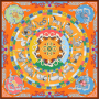 Zodiac Design Double-sided Printing 19 Momme Silk Twill Scarf