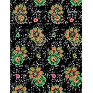 Custom Fabrics Pattern-Sunflowers