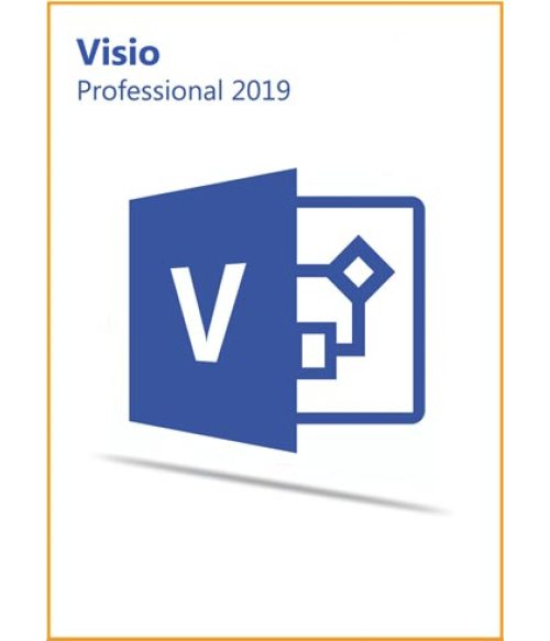 Visio Pro Professional 2019 Key Global