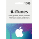 Apple Itunes Gift Card 100 USD KEY AMERICA