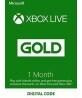 1 Month Xbox Live Gold Membership