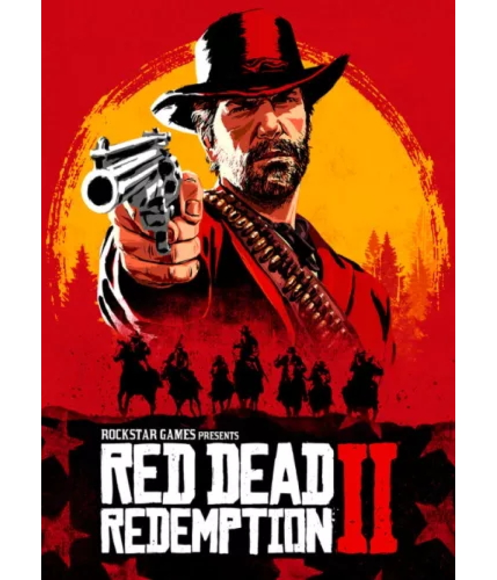 Red Dead Redemption 2 Rockstar Key Global