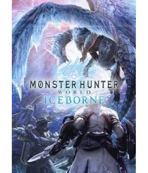 Monster Hunter World: Iceborne (Deluxe Edition) Steam cd key