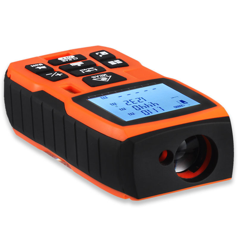 Lomvum LVB 40M 50M 60M 80M 100M 120M Digital Laser Distance Meter Rangefinder