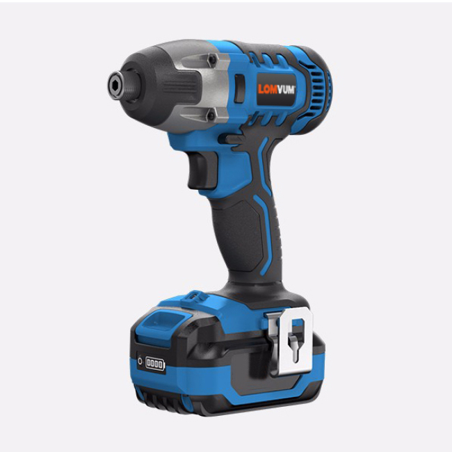 18V li-ion battery cordless impact driver