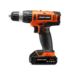 20V Electric Battery Double Speed Power Impact Cordless Drill