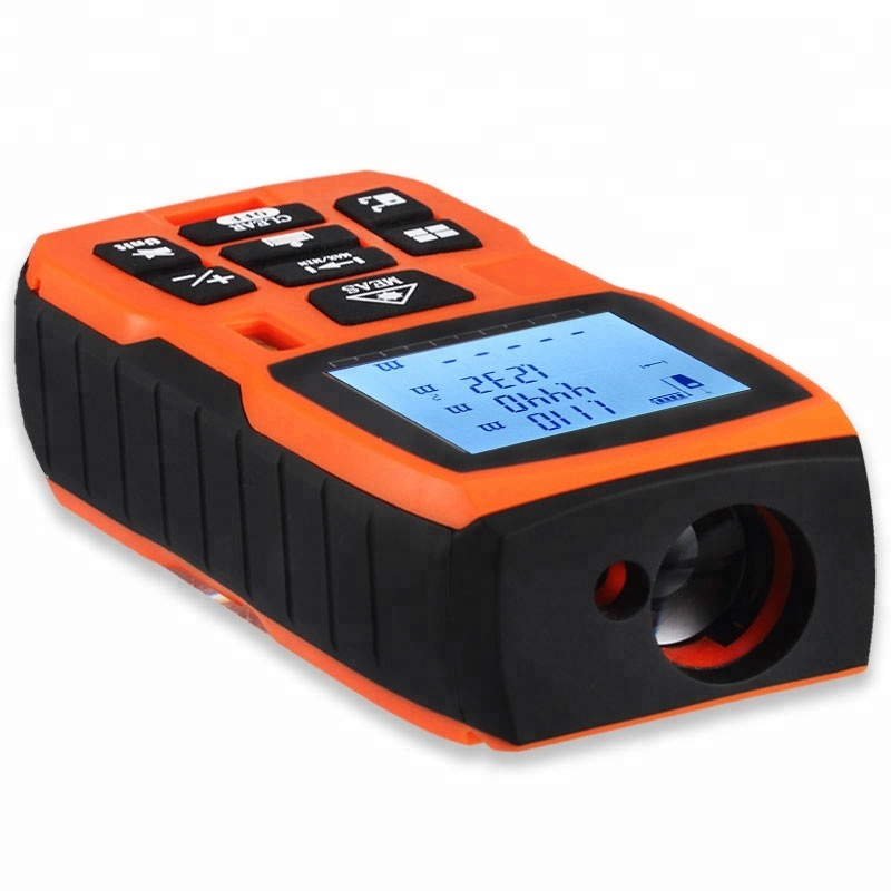 China Supplier Good Price Lomvum LVB 60M Digital Measurement  Distance Meters Device Laser Rangefinder