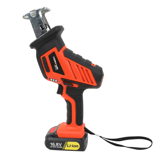 Multifunctional 12V Portable Battery Cordless Reciprocating Saw