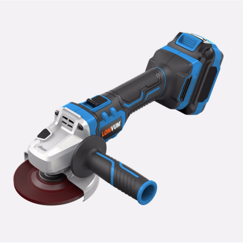 18V li-ion battery 115 125mm cordless angle grinder